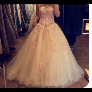 Dresses & Skirts - Mori Lee Sweet 16/quinincera dress.